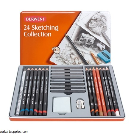 Derwent Sketch Collection 24pk