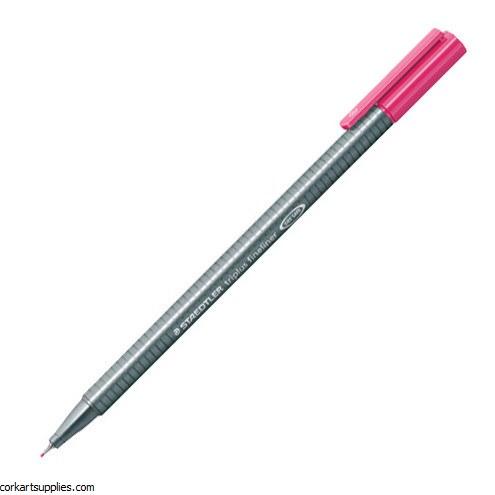 Staedtler Triplus Fineliner Marker 0.3mm Pink