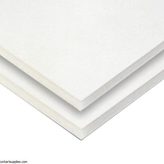Foam Cor 3mm 70x100cm White ** Minimum Order Quantity of 3**