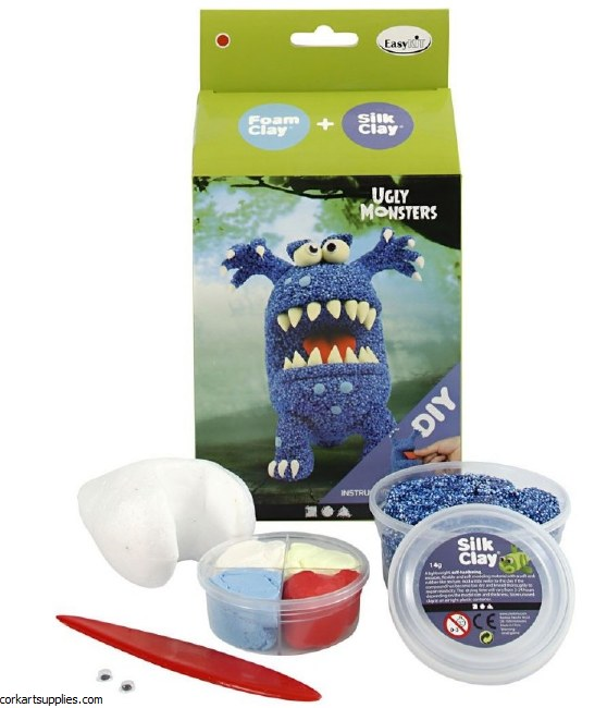 Funny Friends Monsters Blue