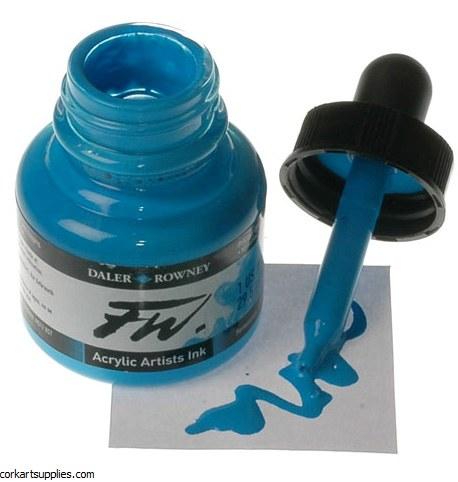 Fw Ink 29.5ml Process Cyan