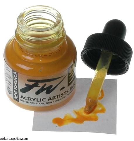Fw Ink 29.5ml Raw Sienna