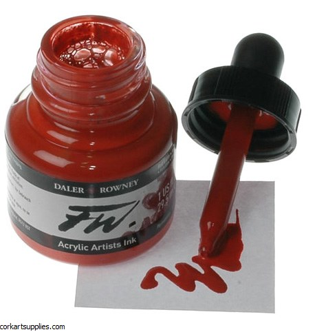 Fw Ink 29.5ml Red Earth