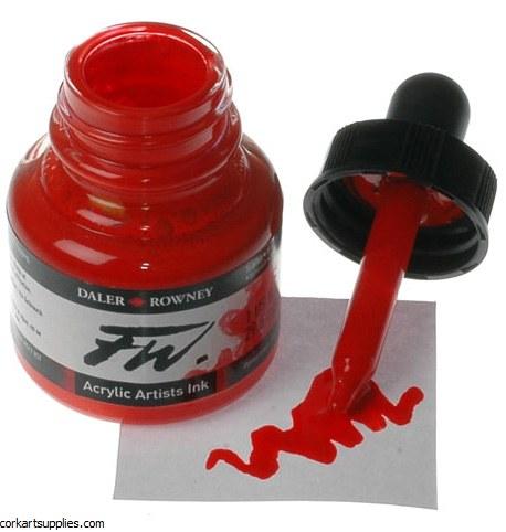 Fw Ink 29.5ml Scarlet