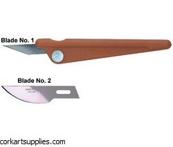 Swann Knife Craft Tool +2 Blades