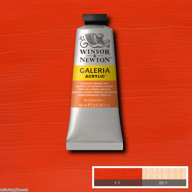 Galeria 60ml Cadmium Orange (Hue)