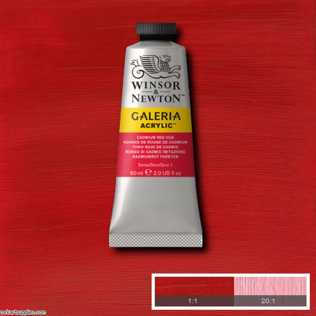 Galeria 60ml Cadmium Red (Hue)