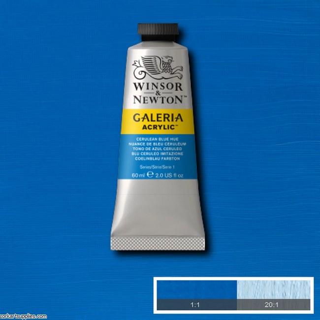 Galeria 60ml Cerulean Blue Hue