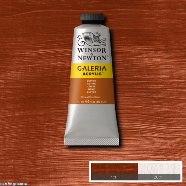 Galeria 60ml Copper