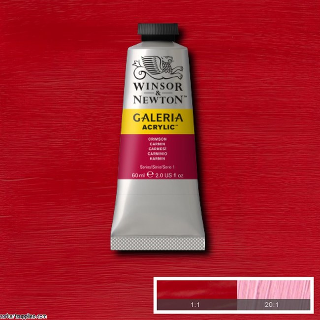 Galeria 60ml Crimson