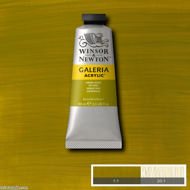 Galeria 60ml Green Gold