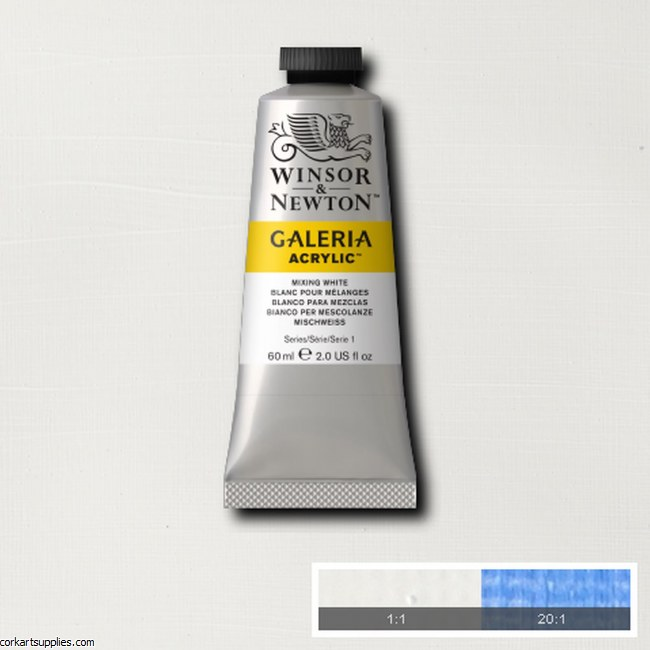 Galeria 60ml Mixing White