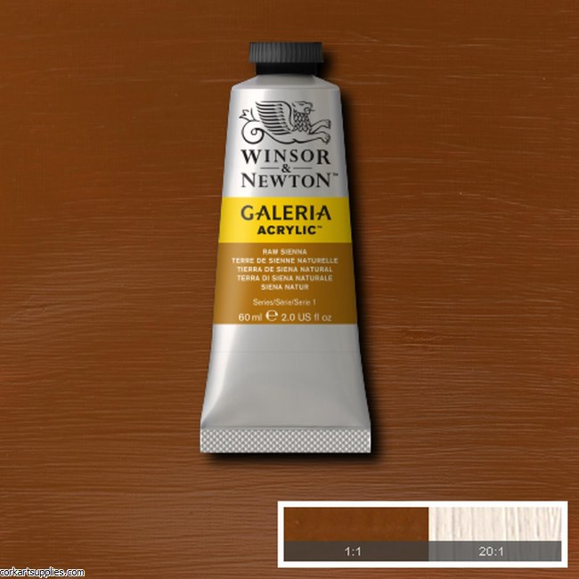 Galeria 60ml Raw Sienna