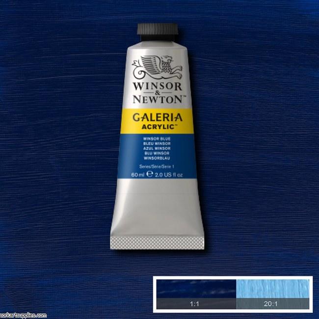 Galeria 60ml Winsor Blue