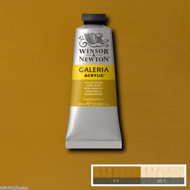 Galeria 60ml Yellow Ochre