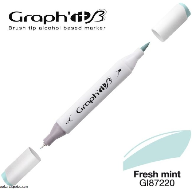 Graph'it Marker 7220 F/Mint