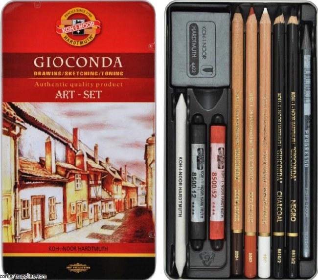 Gioconda College Set 10pk