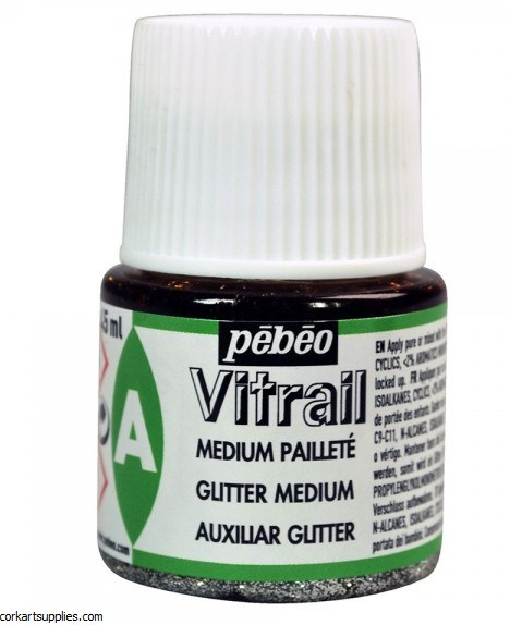 Vitrail 45ml Glitter Medium