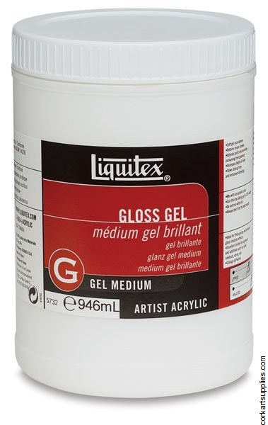 Liquitex Gloss Gel 946ml