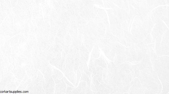 Mulberry Tissue White 65x95cm