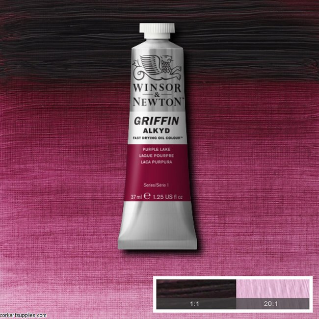 Griffin Alkyd 37ml Purple Lake