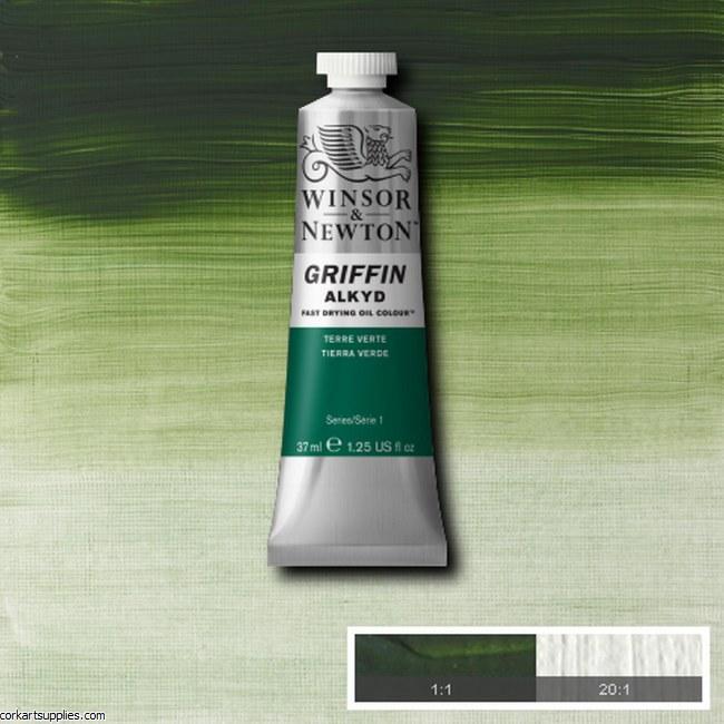 Griffin Alkyd 37ml Terre Verte