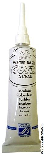 Gutta Water Base 20ml Colourless