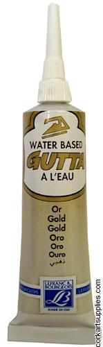 Gutta Water Base 20ml Gold