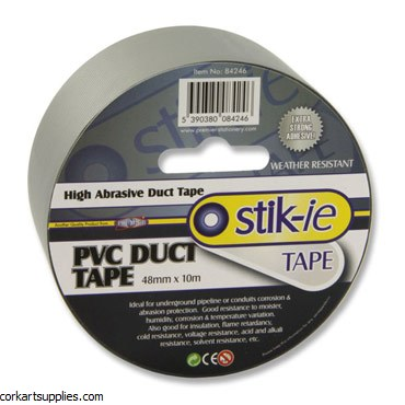 Tape Stik-ie PVC Duct48mmx10m^