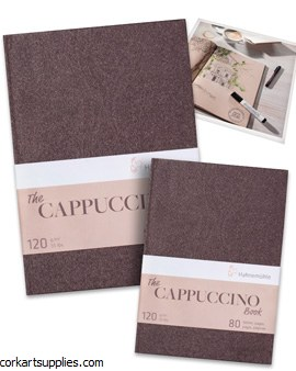 Hahnemuhle A4 Cappuccino Book