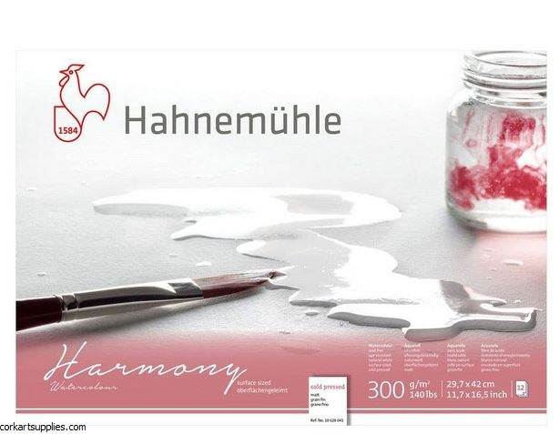 Hahnemuhle A3 WC Harmony CP