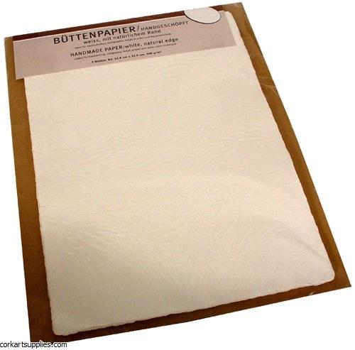 Watercolour Paper 400gm 25x35cm 5pk