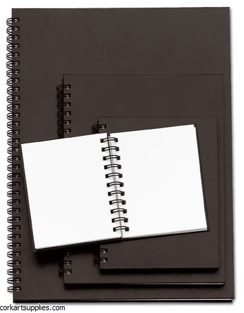 Create  Hardback Spiral A3 Cartridge Pad 110gsm