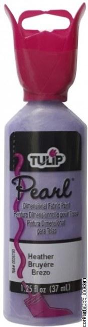 Tulip 3D Pearl Heather