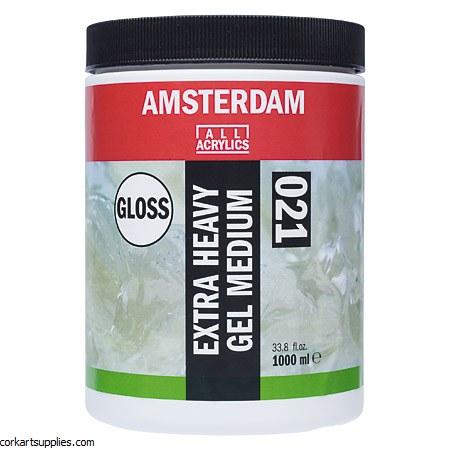 Amsterdam Xtra Heavy Gloss 1L