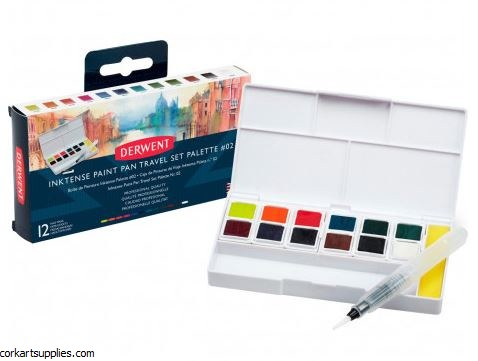 Inktense Pan Travel Box #2
