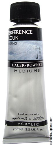 Daler Rowney 75ml Interference Blue