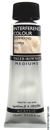 Daler Rowney 75ml Interference Copper