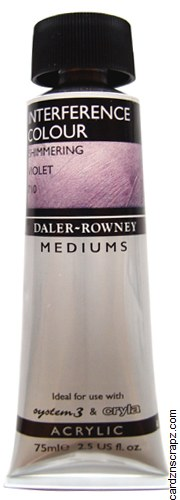 Daler Rowney 75ml Interference Violet
