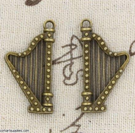 CAS Embellies Irish Harp 5pk