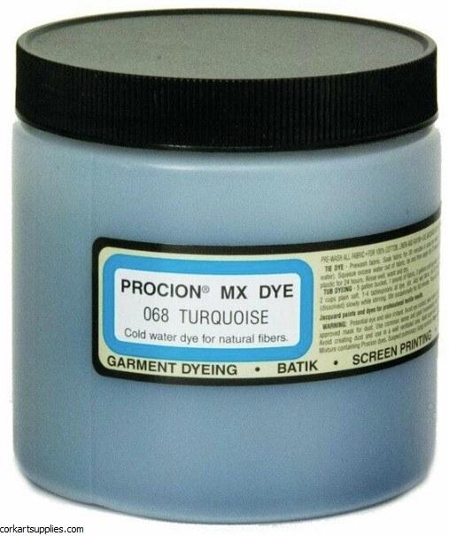 Procion 226g 068 Turquoise