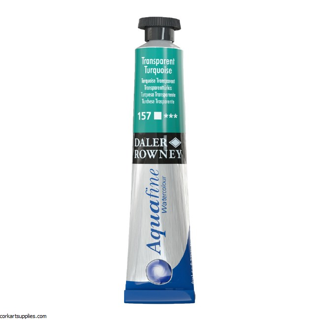 Aquafine 8ml Turquoise Trans