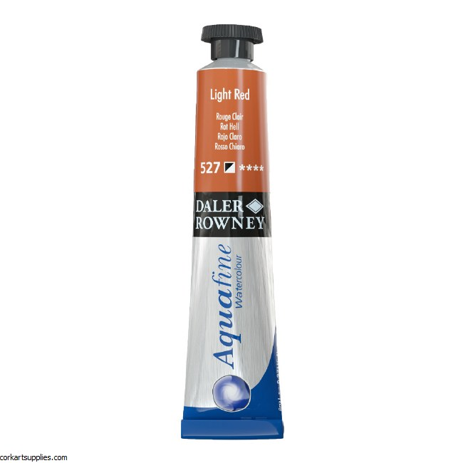 Aquafine 8ml Light Red