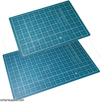 Cutting Mat Green A1