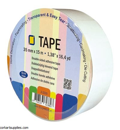 Tape Double Sided 35mm x 15m
