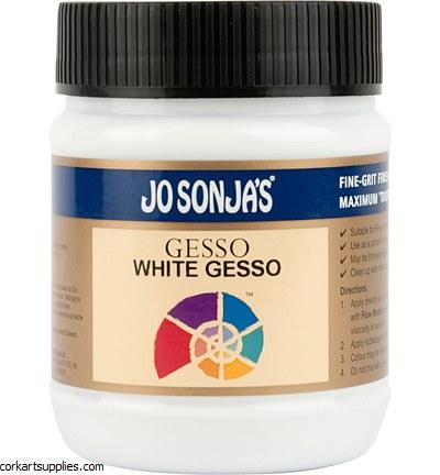 Gesso White Jo Sonjas 250ml