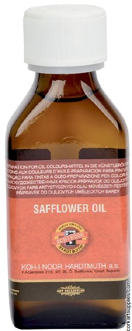 Koh-I-Noor Safflower Oil 100ml