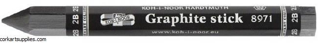 Graphite Crayon Koh-I-Noor 2B