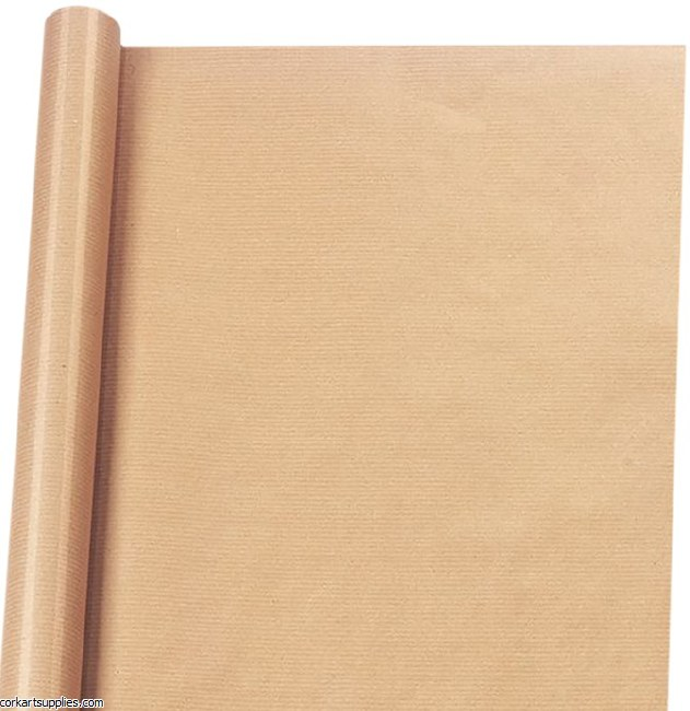 Kraft Paper Roll 70cm x 12 Metres
