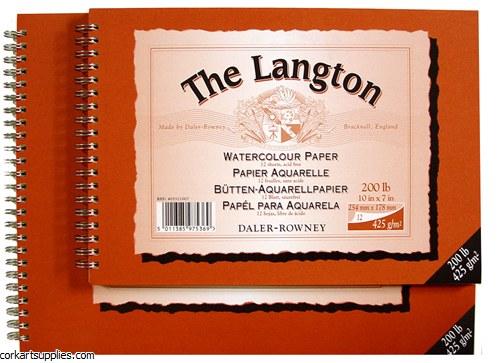 Langton 200lb Spiral 16x12 Not